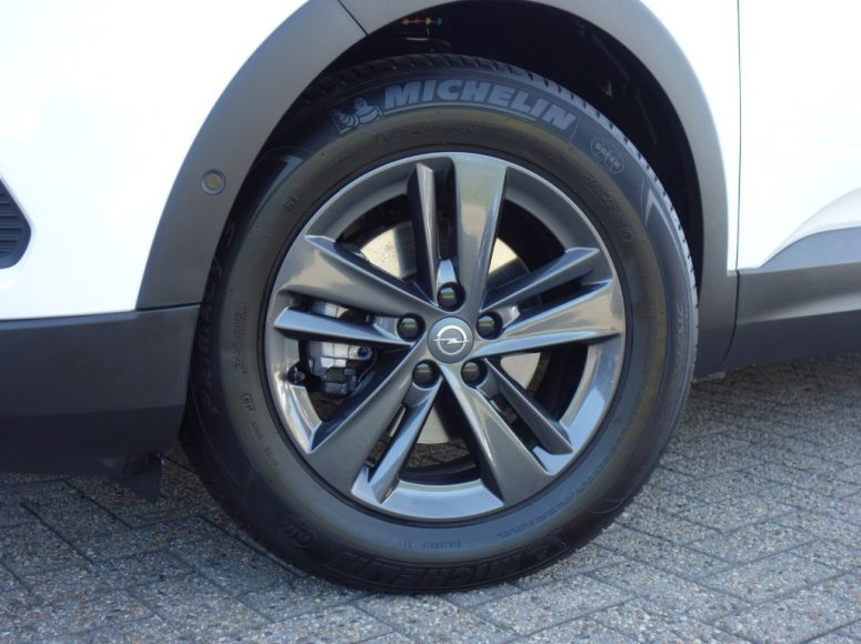 Bandenwissel Opel