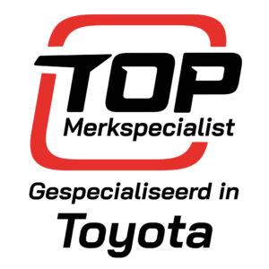 TOP Merkspecialist in Hyundai wit achtergrond rood vetos